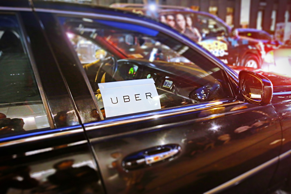 Uber imposition