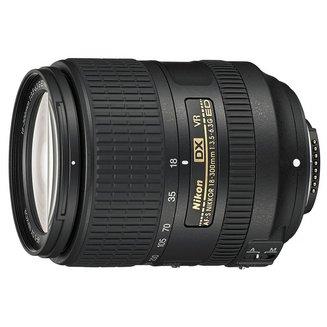 AF-S DX NIKKOR 18-300mm F/3.5-6.3G ED VRTéléobjectif Compatible Nikon 300mm 18 mm Zoom F/3.5-6.3