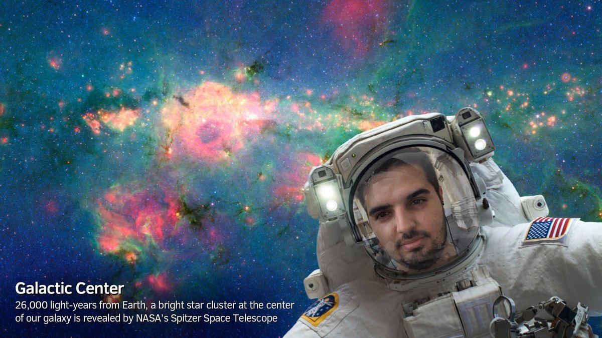 NASA Selfies