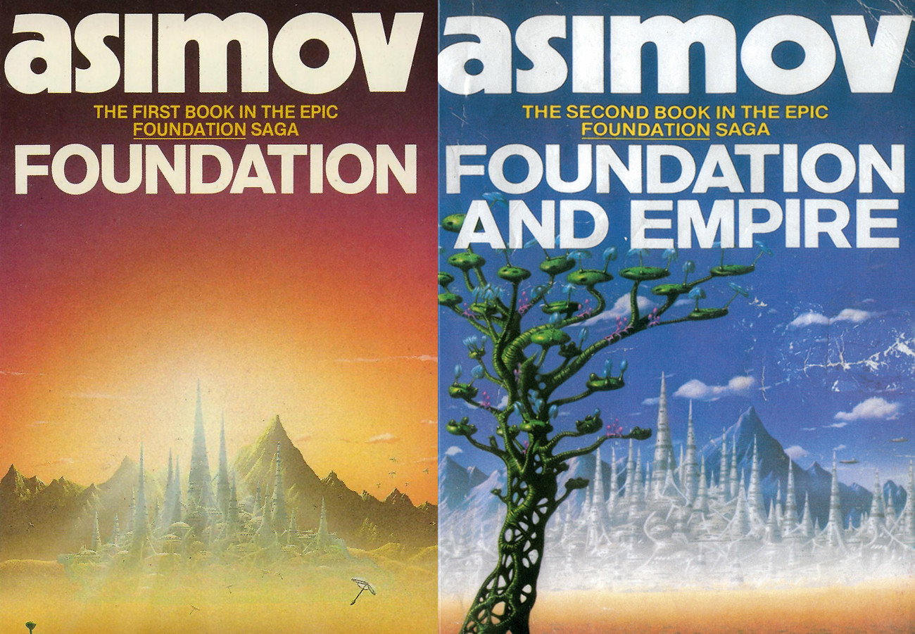 fondation asimov