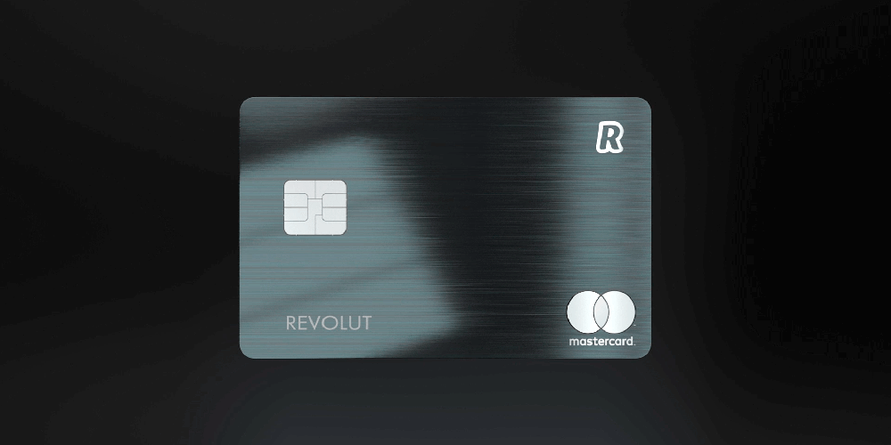 Revolut Metal-Card