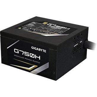 G750H - 750W750 Watts avec ventilateur Semi-Modulaire De 700 à 799 Watts 80 PLUS Or
