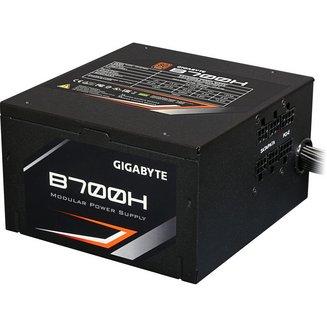 B700H - 700W700 Watts De 600 à 750 Watts avec ventilateur Semi-Modulaire 80 PLUS Bronze