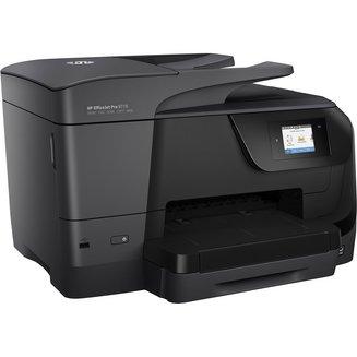 Officejet Pro 8710Jet d'Encre A4 Ethernet multifonctions avec fax 35 ppm en noir et blanc WiFi 35 ppm en couleurs USB 2.0 4800 x 1200 dpi RJ-45 1200 x 1200 dpi