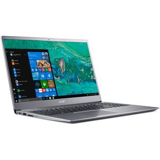 Swift 3 SF315-52-56S8 Gris1 To 1920 x 1080 Quad-core (4 Core) 8 Go 4 Cellules Intel Core i5 Oui 15,6 pouces 16:9 128 Go 16 Go 2 an(s) Intel Core i5-8250U Bluetooth 4.0 1,8 Kg Intel UHD Graphics 620 Windows 10 Famille 64 bits