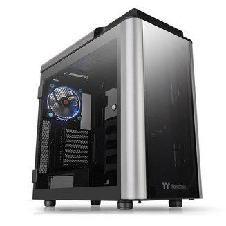 Level 20 GT (Fenêtre) - NoirATX Micro ATX Noir sans alimentation Oui Boitier grand tour Mini ITX 7 9 10 Verre trempé E-ATX 200 mm