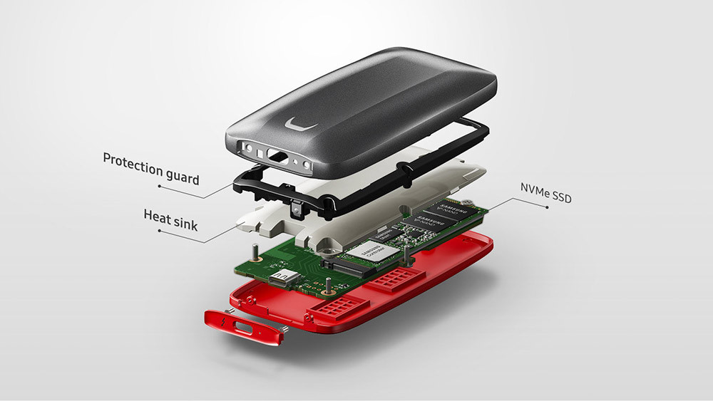 Samsung X5 SSD
