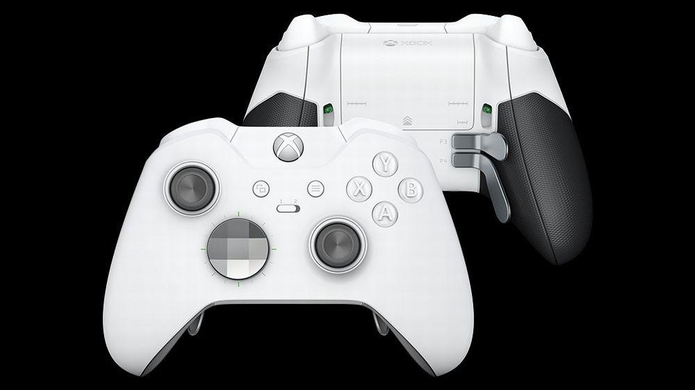 Xbox Elite Controller White