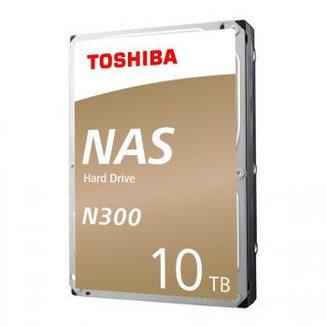 N300 - 10 To SATA III (HDWG11AEZSTA)Interne Serial ATA III 3 an(s) 10 To