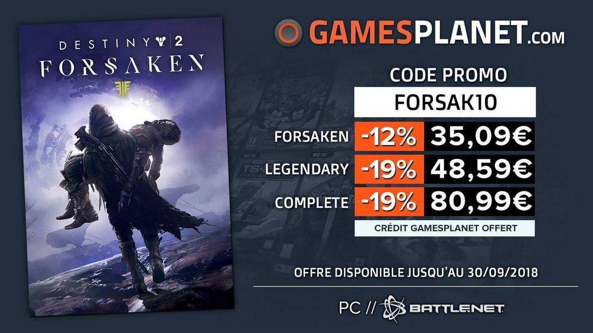 Destiny 2 : Forsaken