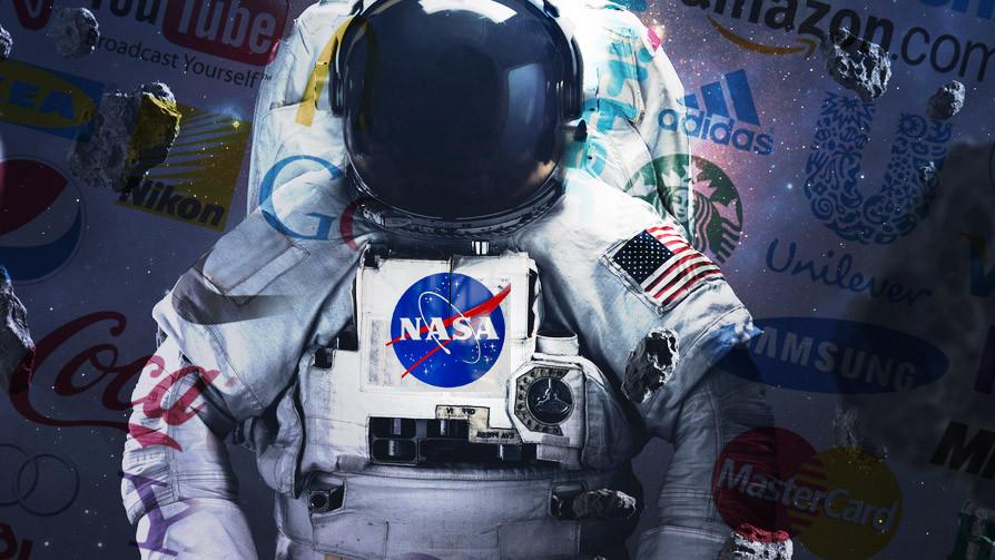 NASA and brands