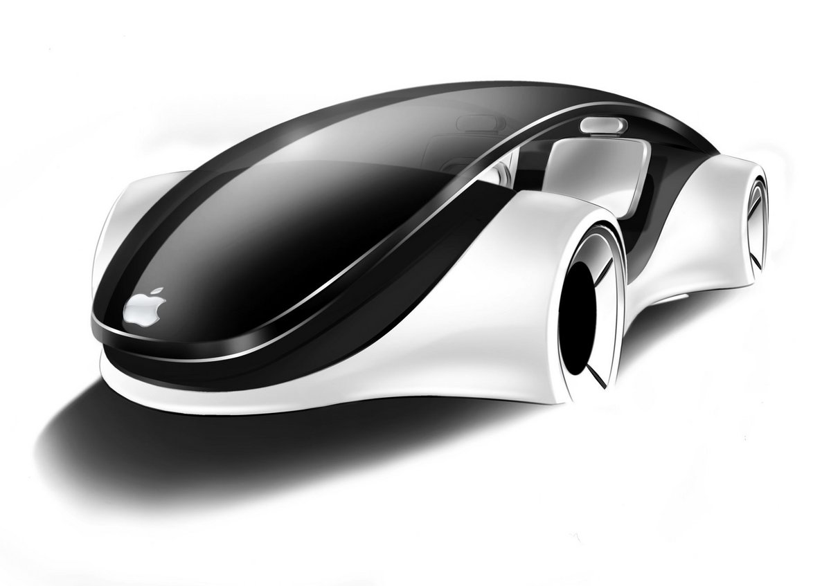 voiture autonome apple