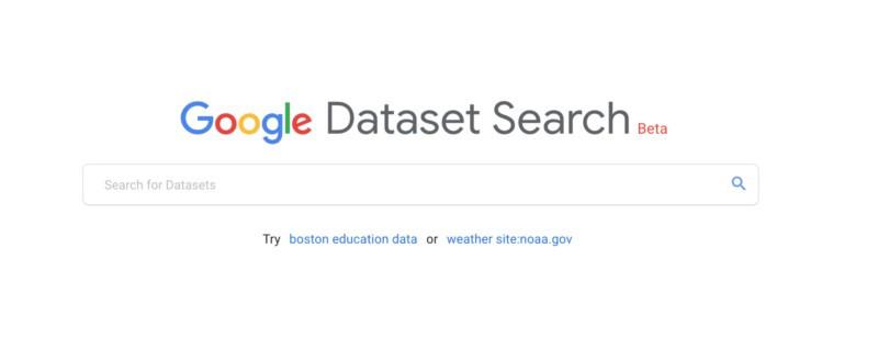 google-dataset