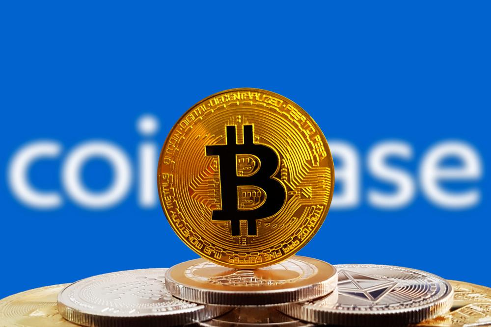Coinbase © Useacoin / Shutterstock.com