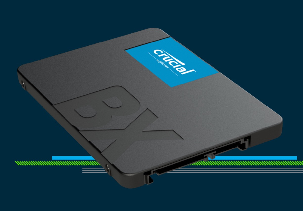 crucial ssd bx500