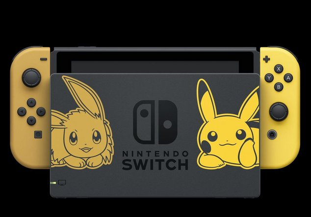 nintendo switch pokemon