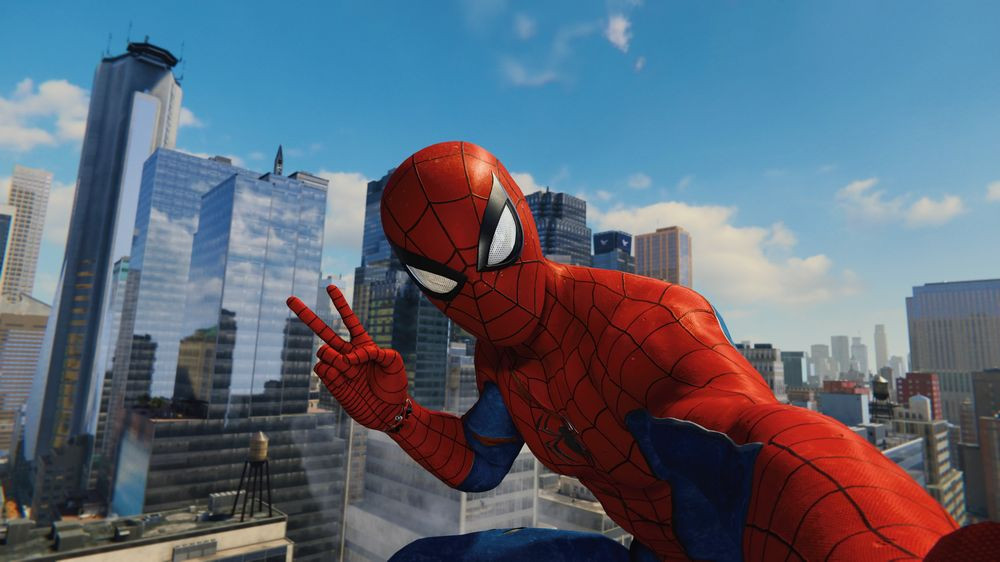 Test De Marvel S Spider Man Une Amazing Exclusivite Ps4