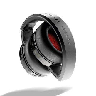Focal Listen Wirelesssans fil Noir 15 Hz à 22 KHz 300 grammes Bluetooth 10 mètres Circum-aural