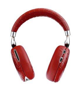 Parrot Zik 3 Rouge Crocosans fil 7 mètres Bluetooth Circum-aural Rouge