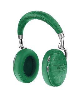 Parrot Zik 3 Vert Emeraude Crocosans fil 7 mètres Bluetooth Circum-aural Vert