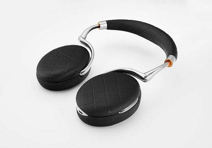 Parrot Zik 3 Noir surpiquésans fil 7 mètres Bluetooth Circum-aural Noir