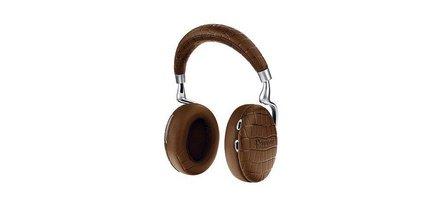 Parrot Zik 3 Brun Crocosans fil 7 mètres Bluetooth Circum-aural Cacao Brun