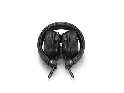 Marshall Major III Bluetoothsans fil Noir Bluetooth 10 mètres Supra-aural 499 grammes Cuir