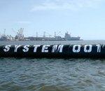 Objectif : nettoyer 88 000 tonnes de plastique dans le Pacifique