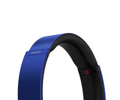 Casque sans fil EXTRA BASS™ MDR-XB650BT Bleusans fil Bluetooth 10 mètres 180 grammes Supra-aural Bluetooth Bleu