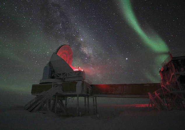 south_pole_telescope_during_polar_night
