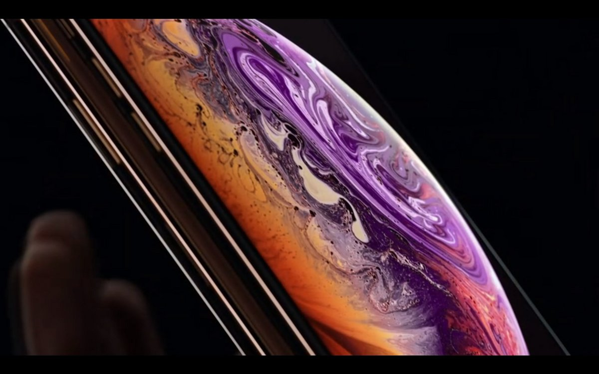 Apple A T Elle Deliberement Cache L Encoche Des Iphone Xs