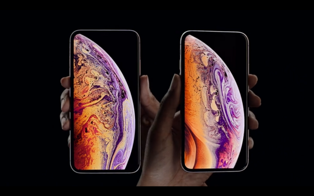apple iphone xs & xs max