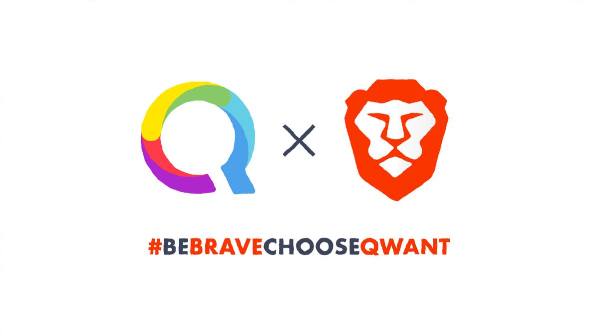 Brave Qwant