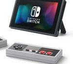 Les manettes NES débarquent sur la Nintendo Switch, nostalgie assurée