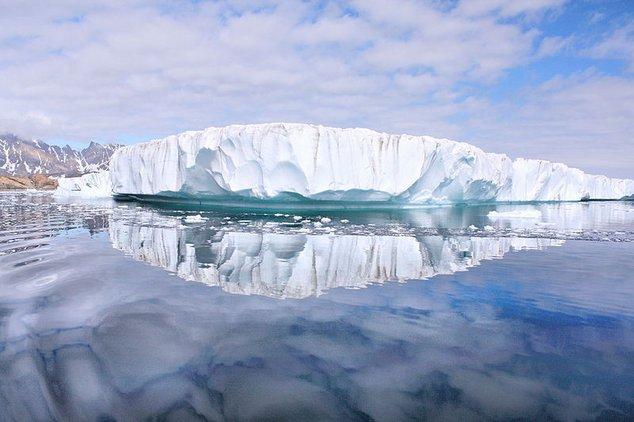 Greenland Glaciers; Tasiilaq