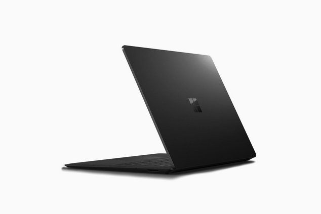 surface laptop 2 mockup
