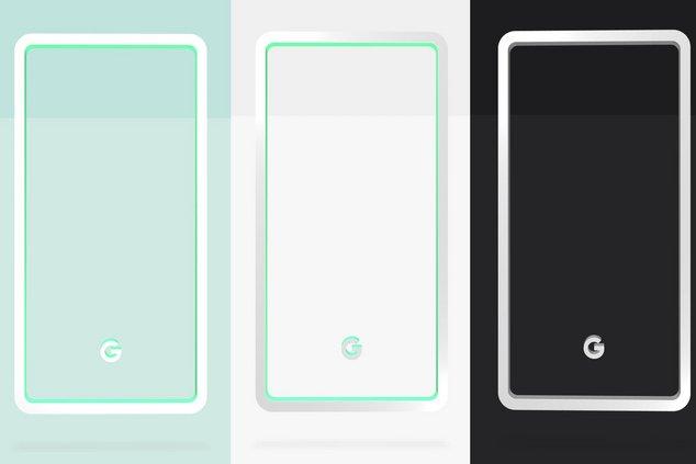 pixel 3 coloris