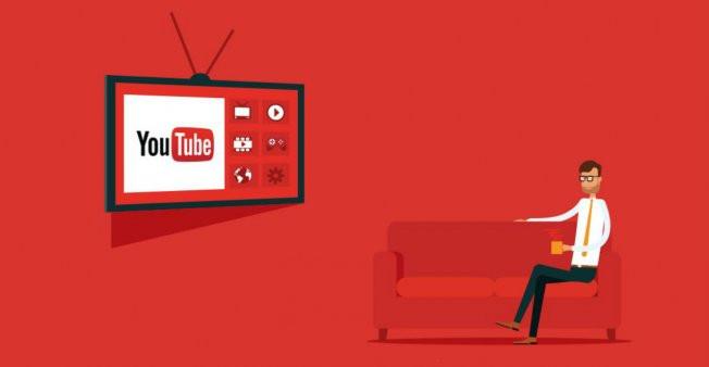 Youtube TV Europe
