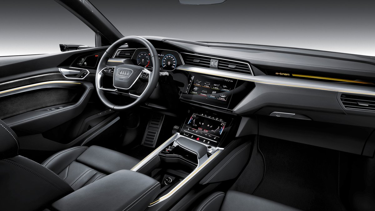 Habitacle Audi E-tron