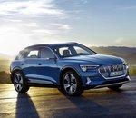 Audi dévoile officiellement son premier SUV électrique : le e-tron