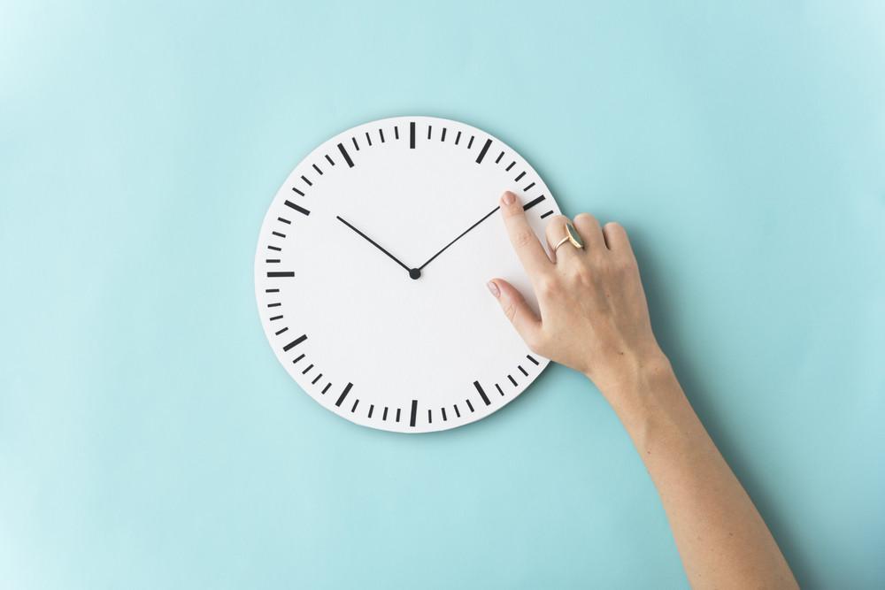 Heure horloge pendule