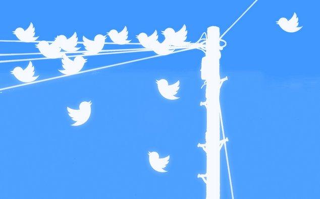 Twitter flickr