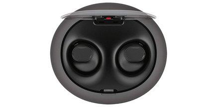Divacore AntiPods Noirsans fil Intra-auriculaire Bluetooth 7 grammes Noir