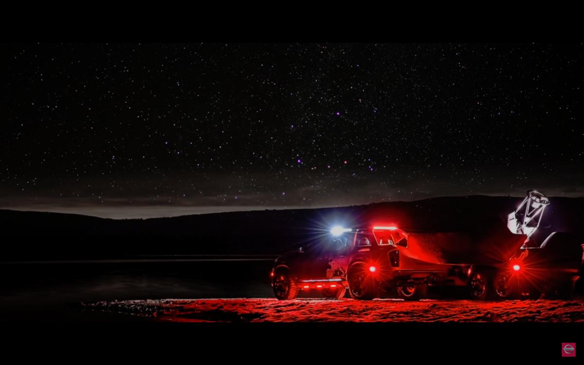 Nissan mobile observatory
