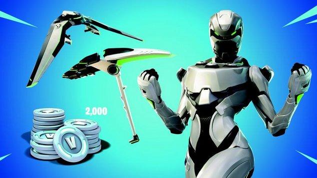 Fortnite Xbox One S