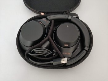 sony wh-1000xm3 sacoche
