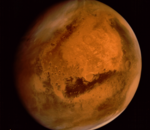 La NASA veut envoyer des hommes sur Mars d'ici 25 ans