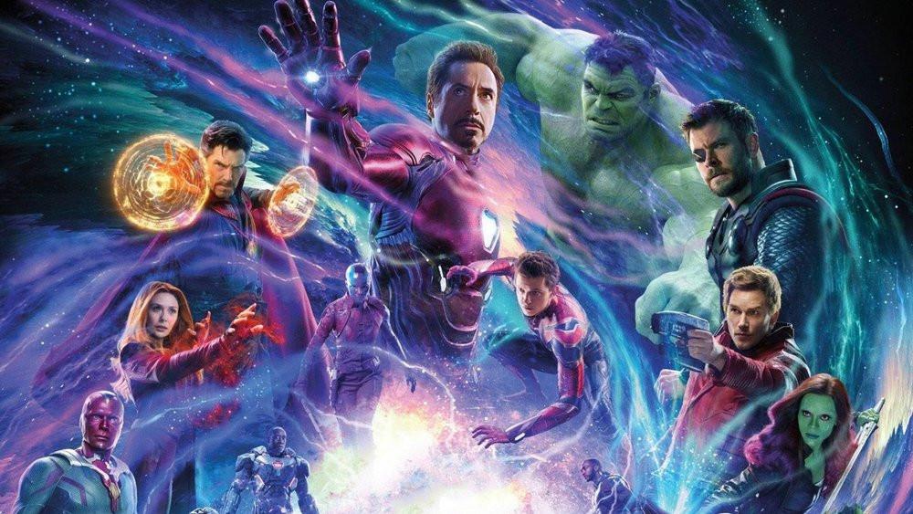 Avengers Infinity War FX