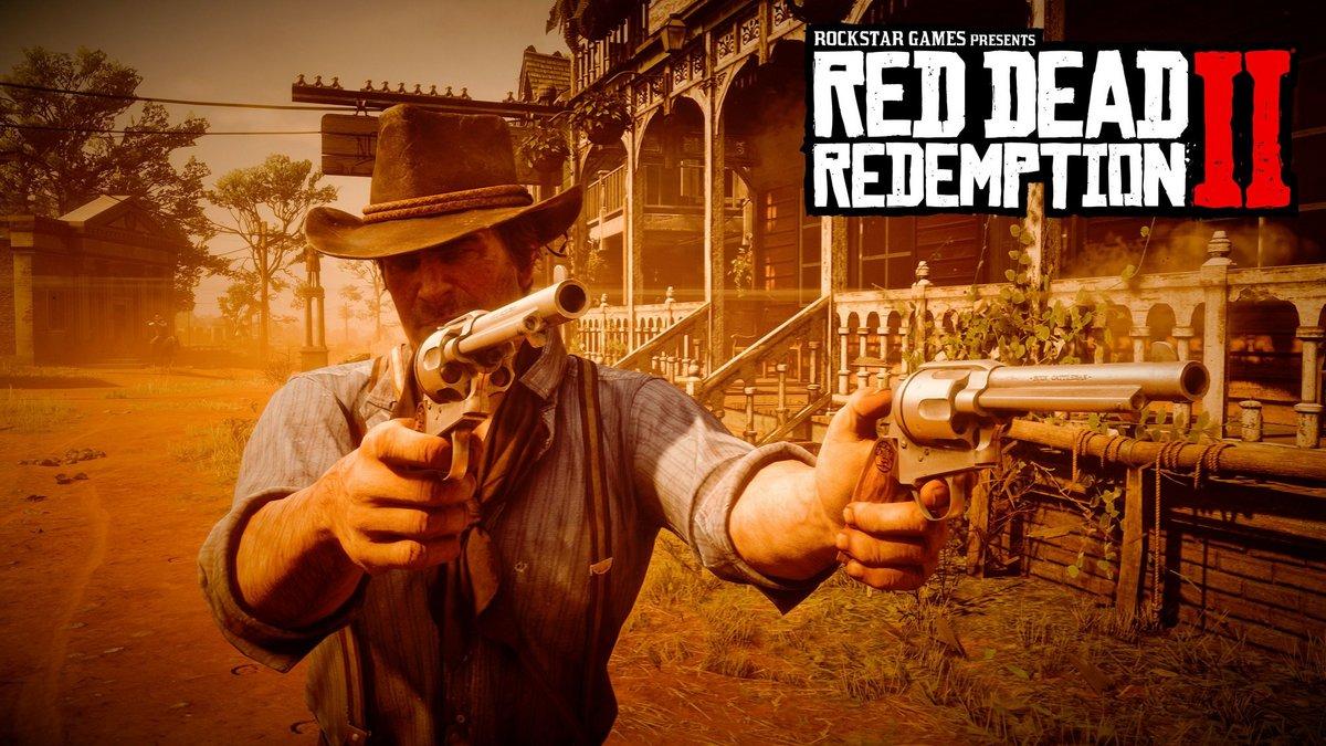 Red Dead Redemption 2 gameplay trailer 2