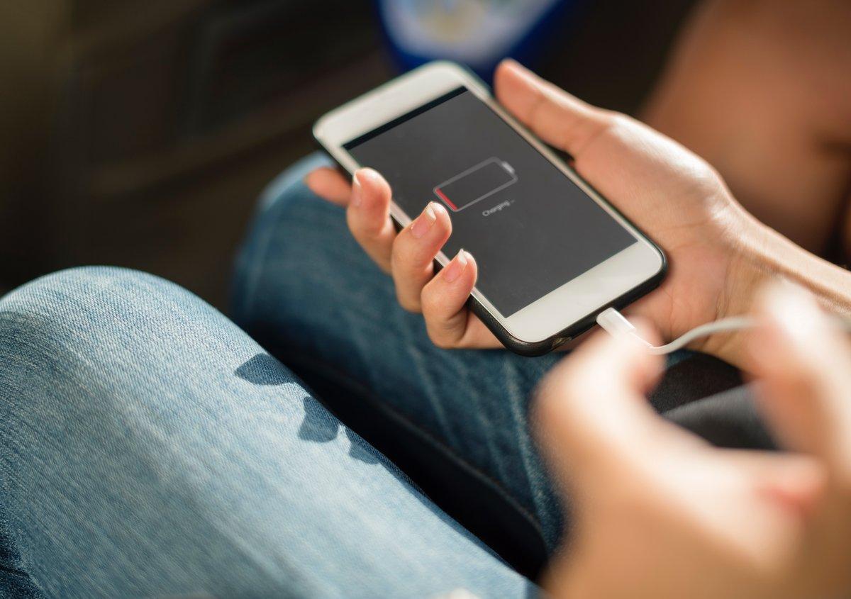 Prix recharge smartphone